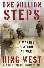 One Million Steps: A Marine Platoon at War-ExLibrary