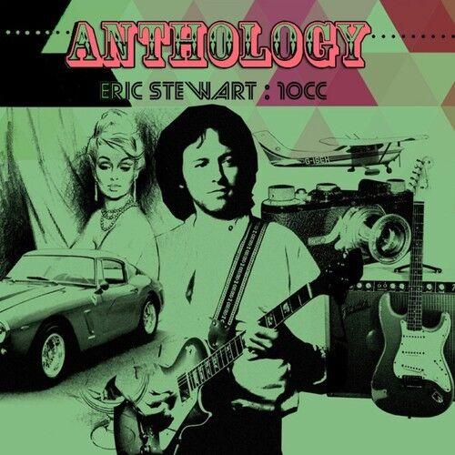 Eric Stewart - Anthology [New CD] UK - Import