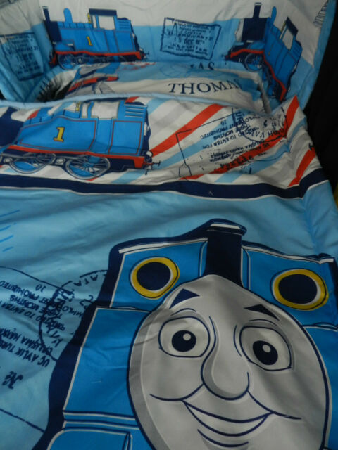 NEW  THOMAS THE TANK ENGINE COT - SPACESAVER  OR COTBED SETS PLUS MORE
