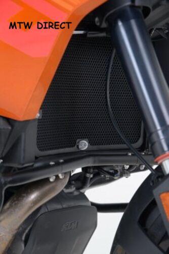 2015 R/&G ORANGE ALUMINIUM RADIATOR GUARD COVER KTM 1290 Super Adventure
