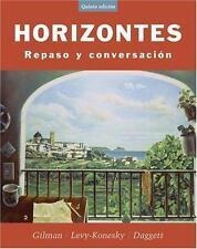 Horizontes : Repaso y Conversación by Graciela Ascarrunz Gilman, K. Josu...