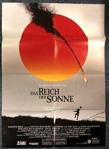 Le-Reich-le-Sonne-Christian-Bale-Spielberg-A1-Film-Poster-Affiche-M-8462