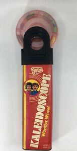 Vintage-1975-Steven-Kaleidoscope-Wonder-Wheel-Vintage-Toy-WORKS-NICE-CONDITION