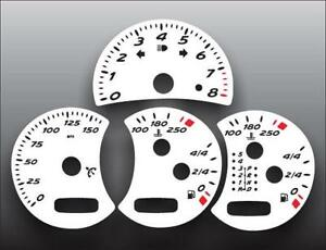 2000-2004-Porsche-Boxster-986-Dash-Instrument-Cluster-White-Face-Gauges