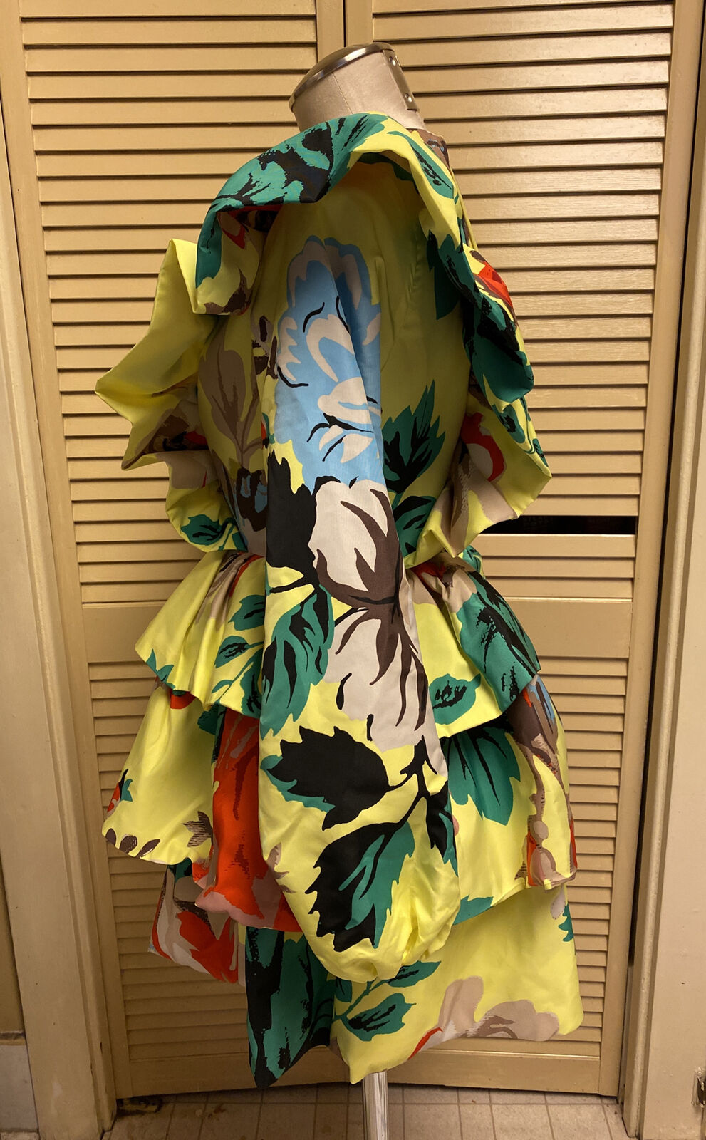 Christopher John Rogers X Target Size 0 Floral Lo… - image 2