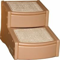 Pet Gear Easy Step Ii Pet Stairs, 2-step/for Cats And Dogs Up To 150-pounds, Coc