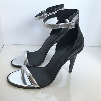 Zara Ankle Strap Heels US 9 / EU 40 41
