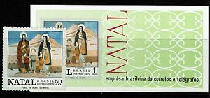 Brazil SC# 1180 and 1181, Mint Never Hinged - Lot 071617
