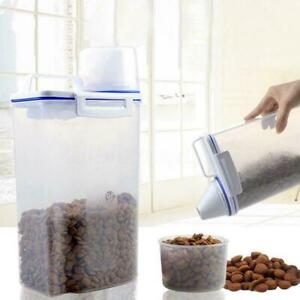 1-5L-Pet-Food-Storage-Container-Airtight-Dog-Cats-with-Measuring-Cup-Clear-S8R1