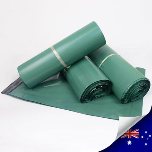 Post Satchel 320mm x 400mm Poly Mailer Courier Bag Plastic Mailing Parcel