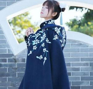 1pc-Vintage-Style-Girls-Floral-Embroidered-Cloak-Lolita-Cape-Winter-Outwear