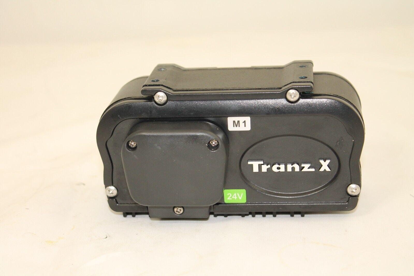 Controller  TranzX PST Original  für  28     24 V für Akku Typ  BL 03 schwarz