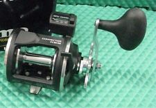 New Okuma Convector HIGH SPEED 6.2:1  Line Counter Trolling Reel CV-30DS