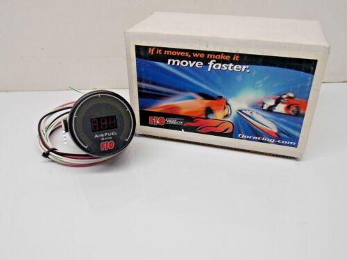 "FJO DWB4001 Wideband AIR FUEL RATIO 2 1//16/"" Gauge  DRAG RACE STREET 081017-10"
