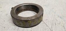 Clausing 5900 Metal Lathe Parts Spindle Bearing Take Up Nut 537 066