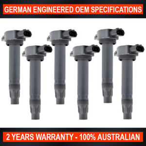 6x-OEM-Quality-Ignition-Coil-for-Mitsubishi-Outlander-ZG-ZH-2006-2012-3-0L