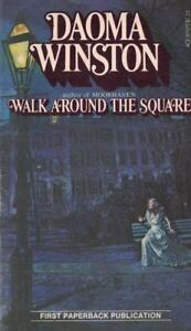 Walk-Around-the-Square-by-Daoma-Winston-Gothic-1st-Paperback-Publication-1975