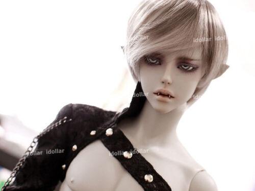 1//3 BJD Boy Doll Heliot fantasy Free Eyes FaceUp Resin big male handsome Man