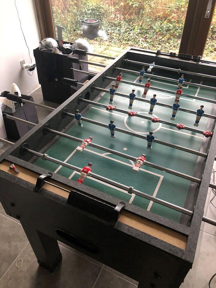 Bord fodbold, andet spil