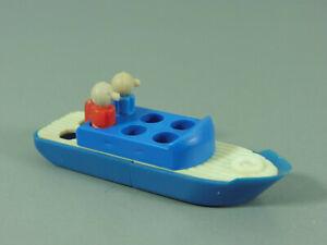 Hafenwelt-Barco-de-Pasajeros-Ligero-Brise-Fuselaje-Azul-Oscuro-Deck-Blanco