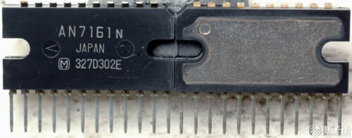 Circuito integrado AN7161N Matsushita Cremallera