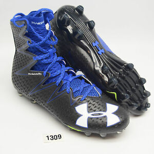 041 Under 1269693 Mens 9 Clutchfit Fußballschuh Blau Armour Schwarz Highlight 6vq6wrz