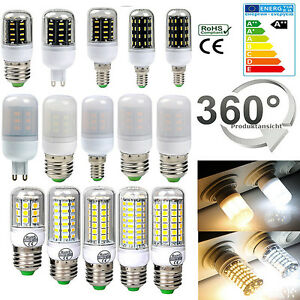 e27 e14 g9 15w 20w 25w 30w 5730 5630 4014 smd led ma s ampoule lampe bulb 220v ebay. Black Bedroom Furniture Sets. Home Design Ideas