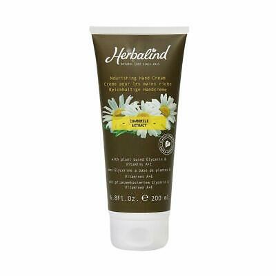 Herbalind Glycerin Hand Cream with Fragrance 200 ml