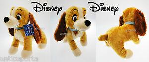 Peluche-la-Dama-y-el-Vagabundo-Lilly-34-cm-Texto-Original-en-Disney-Gran-Gigante
