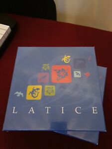 LATICE-board-game-NEW-amp-SEALED