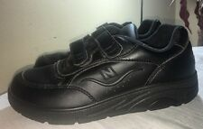 New Balance WW811VK Walking Shoes Black Size 5.5 B Strap Roll Bar Excellent $99