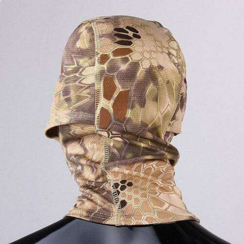 Motorcycle Under Helmet Balaclava Ski Bike Cycling Full Face Mask Hat t Z/<