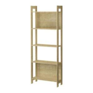 IKEA LAIVA Regal Birkenachbildung; (62x165cm) Bücherregal Standregal Holz