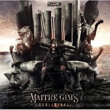 Ma tre Gims, Maître Gims, Maitre Gims - Subliminal 2 [New CD] Germany - Import