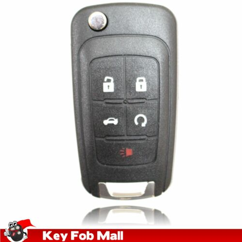 NEW Keyless Entry Key Fob Remote For a 2013 Chevrolet Camaro 5 Buttons