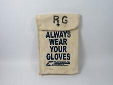 Salisbury Gb112 Canvas Bag For Lineman Gloves Used