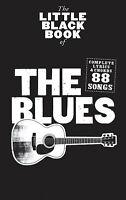 Little Black Songbook Of The Blues Sheet Music Lyrics Chord Symbols Th 014041899