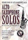 Rubank Book of Alto Saxophone Solos 9781423445098 Sheet Music