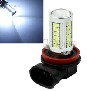 h11 5630 smd 33 led 12v voiture feu de brouillard lumi re ampoule blanc lampe ebay. Black Bedroom Furniture Sets. Home Design Ideas