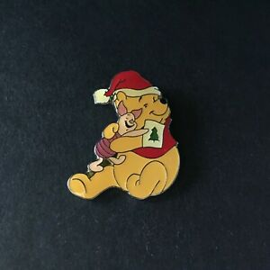 Christmas-Pooh-and-Piglet-Hugging-Retired-Disney-Pin-3739