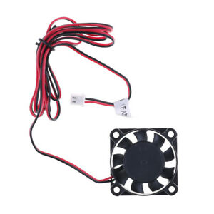 DC-24V-2-Pin-Cooling-Fan-40mm-9-Blade-For-3D-Printer