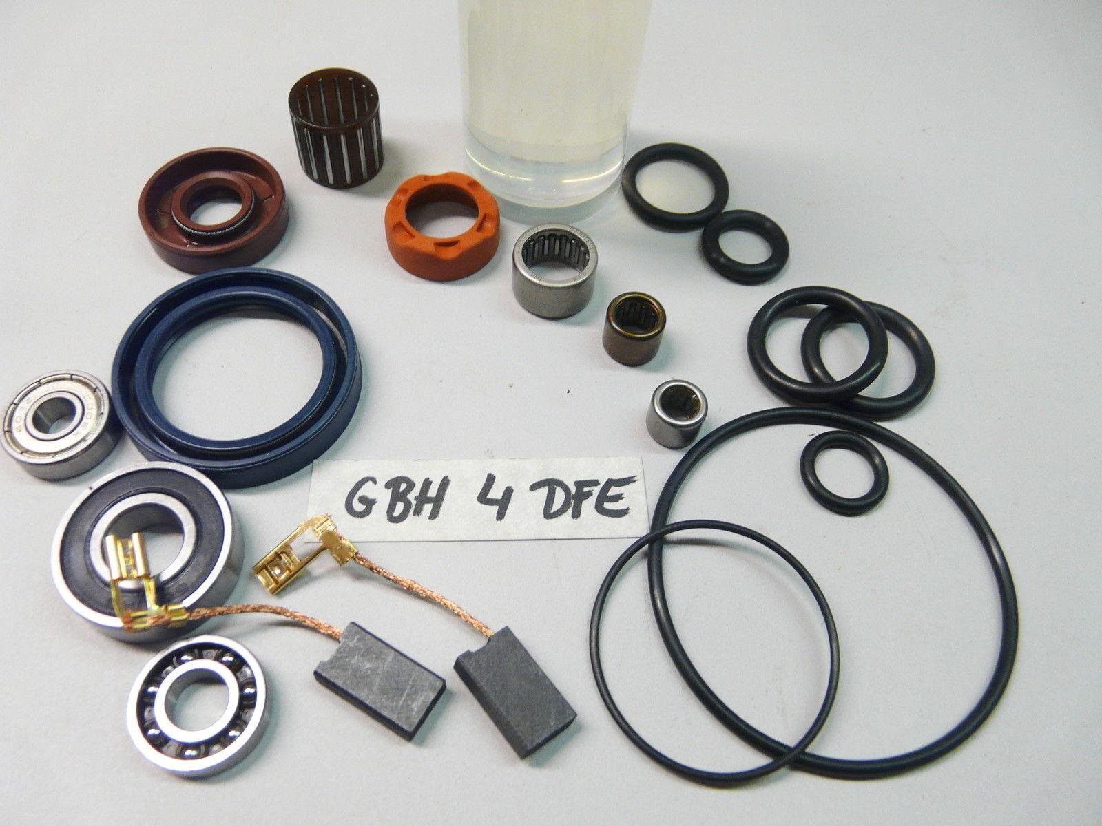Bosch GBH 4 DFE , Reparatursatz, Verschleissteilesatz, Wartungset