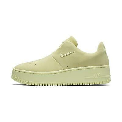nike air force sage yellow