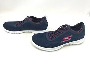 ULTRA FLEX STATEMENTS Lavender Walking Shoes 409N 12841 Womens Skechers