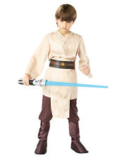 """Star Wars Kids Jedi Costume Style 1, Small, Age 3-4, HEIGHT 3' 8"""" - 4'"""