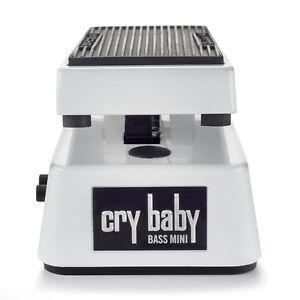 dunlop cbm105q cry baby mini bass guitar wah effects pedal volume q control 710137085824 ebay. Black Bedroom Furniture Sets. Home Design Ideas
