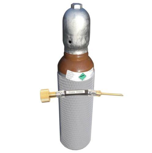BALLON GAZ D/'hélium 900 litre en 5 Litre NOUVEAU biens avec knickventil