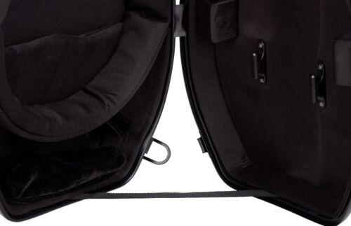 DE Violinkoffer Geigenkasten Glasfaser UltraLight 4//4 M-case Grün Meer
