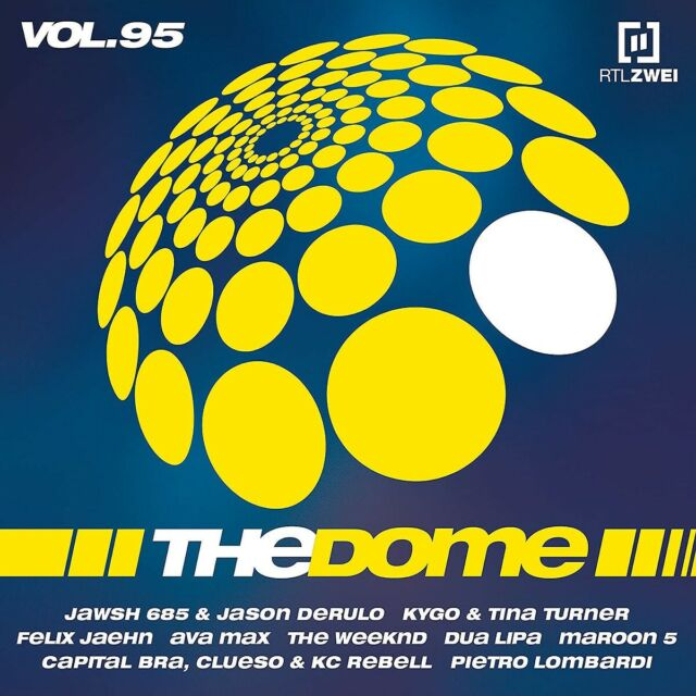 Various - THE DOME VOL. 95