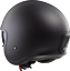 Ls2-Of599-Spitfire-Ouvert-Profil-Bas-Casque-Moto-Deroulant-Pare-Soleil